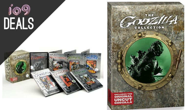 Illustration for article titled Godzilla, More Godzilla, The Gear You Need To Ditch Your Cable Company