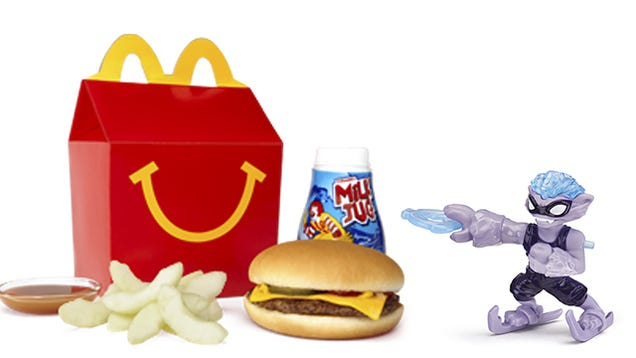 Happy Meal Toys : The next mcdonald s happy meal toys are going to kill me