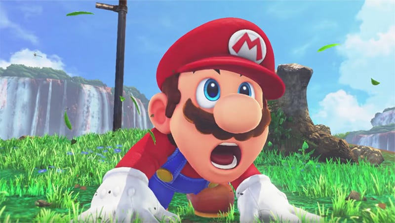 Illustration for article titled Mario Fans Are Way Too Sensitive About Spoilers