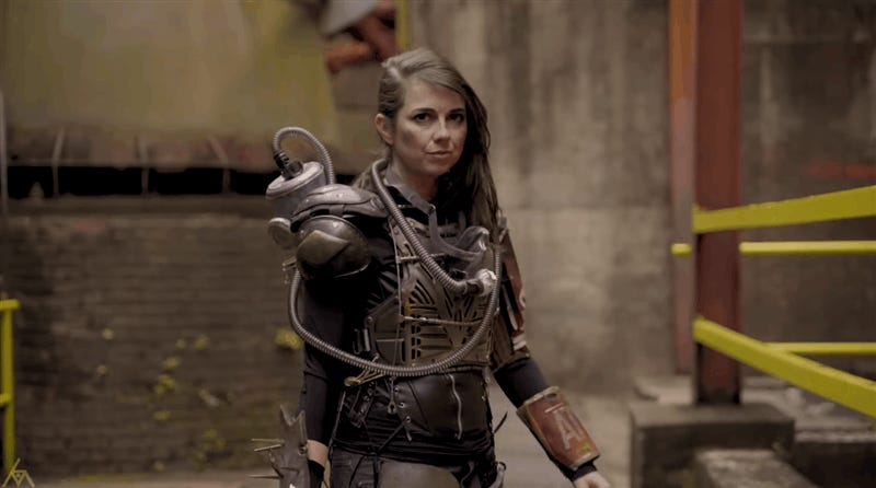 Fallout Cosplay Brings The Series To Life