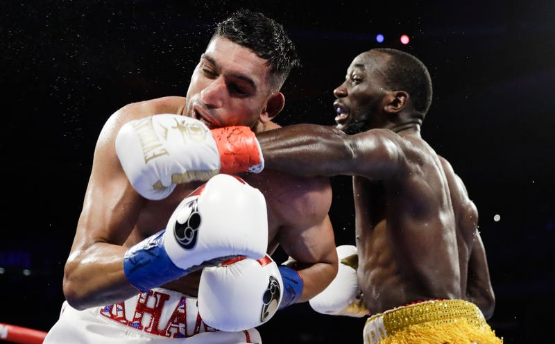 Illustration of the article entitled Terence Crawford is the Humiliating