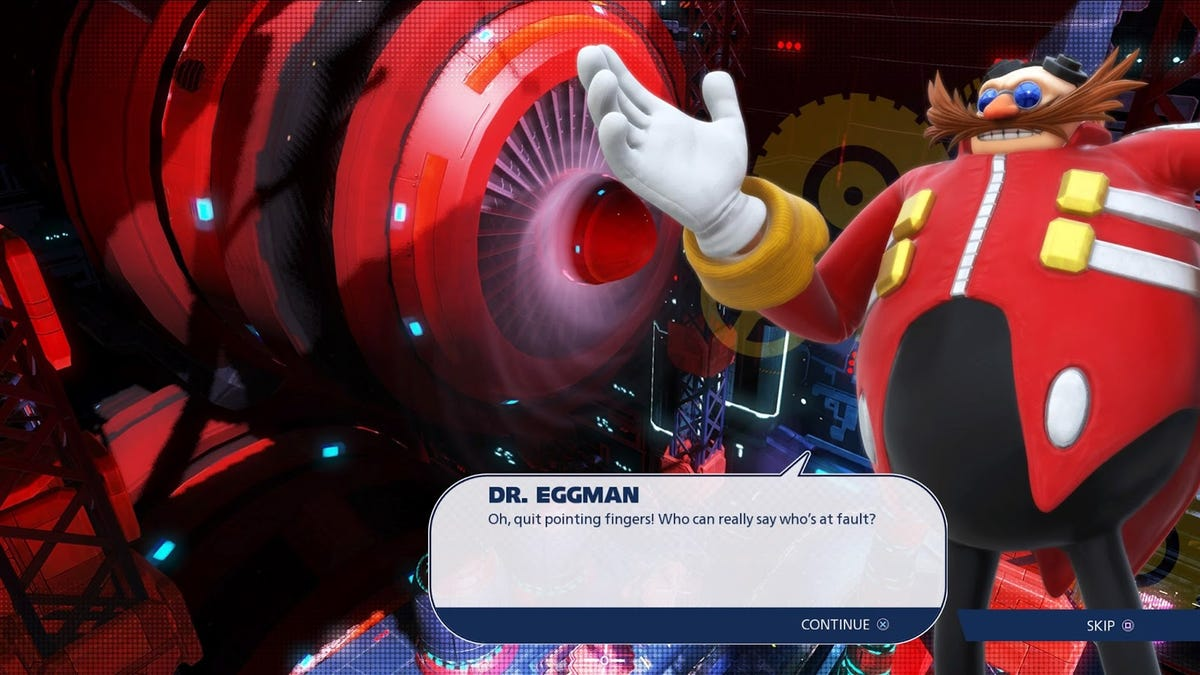 Team Sonic Racing: The Kotaku Review