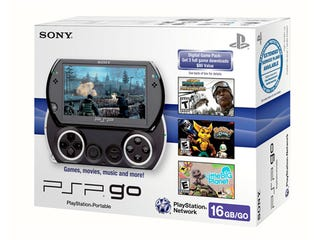 Illustration for article titled Sony Gets Aggressive With PSP Game Pricing, Free PSPgo Games