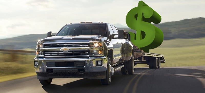 Illustration for article titled The Old Tacoma Crushed The New Chevy Colorado But GM Still Won Trucks In 2015