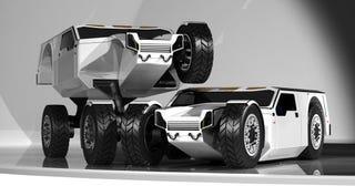 Illustration for article titled Go Go Gadget Hummer