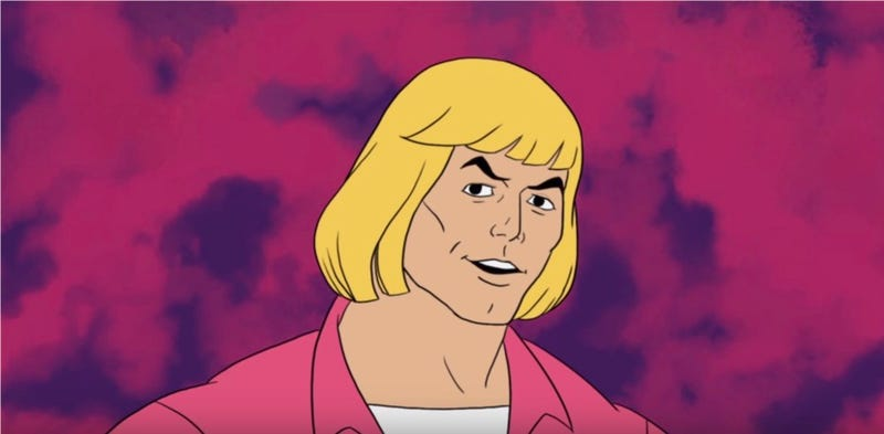 A screenshot from He-Men and the Masters of the Universe.