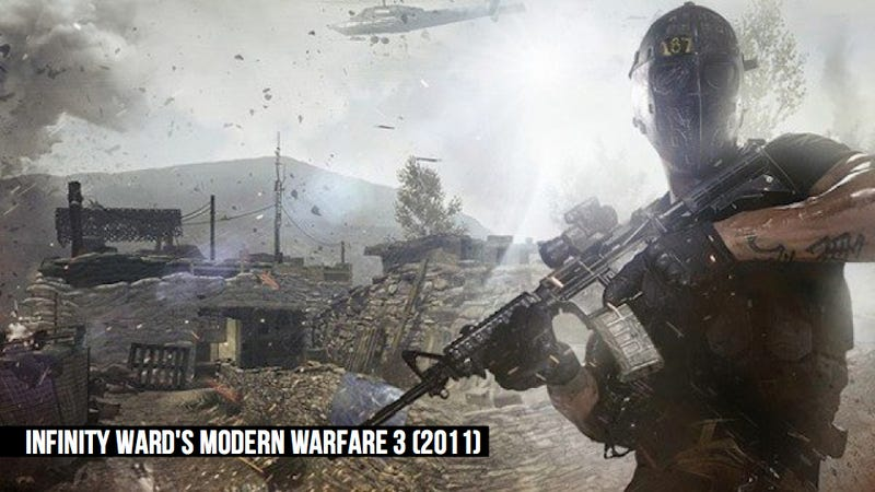 Illustration for article titled Infinity Ward's Next-Gen Call of Duty, id's Next-Gen Surprise, 1666 And Other Gaming Secrets
