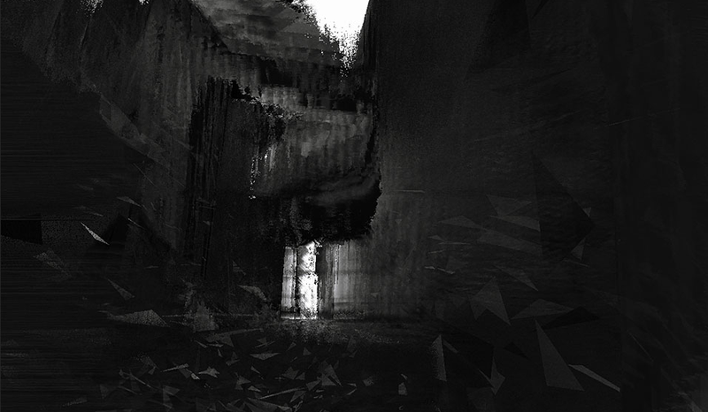 Illustration for article titled Memory of a Broken Dimension
