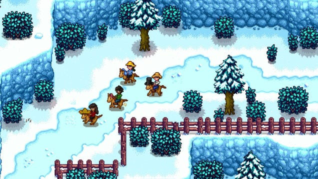 Stardew Valley One Of Many New Juicy Xbox Game Pass Options
