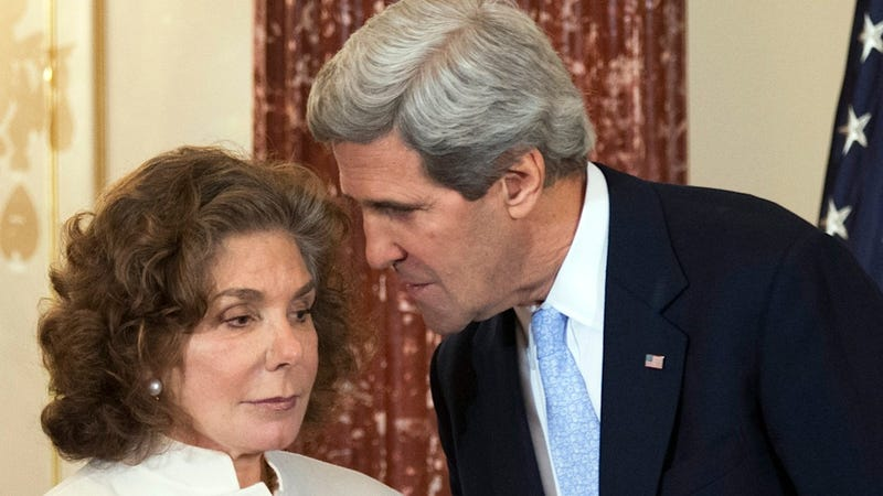Illustration for article titled Teresa Heinz Kerry Released from Hospital, Should Be Okay