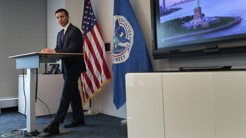 Acting Department of Homeland Security (DHS), Secretary Kevin McAleenan