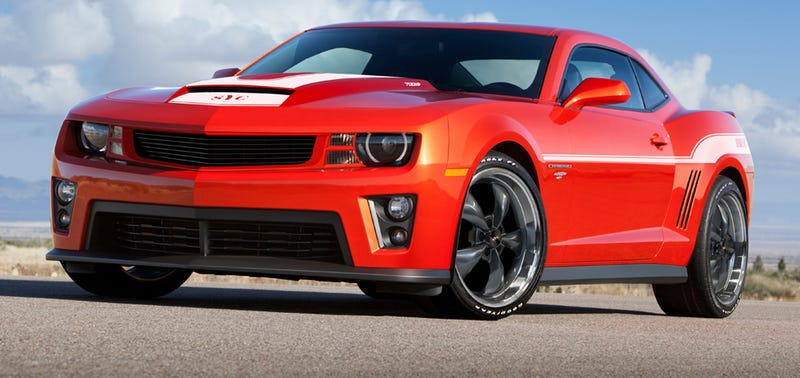 The Yenko Camaro Is Back For 2015 And It Has 700 Horsepower