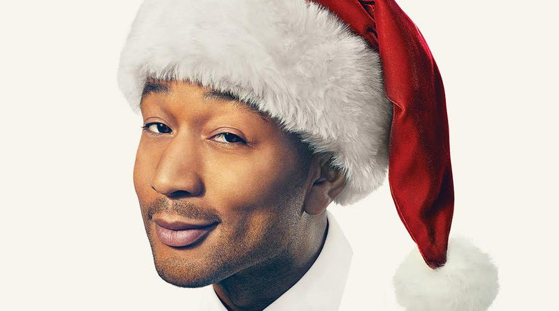 John Legend Announces Holiday Album Full of Christmas Music