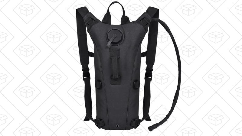 Vbiger Hydration Backpack, $7 use code TKMF82X2