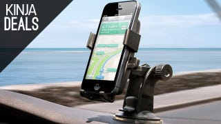 Illustration for article titled The Best Smartphone Dash Mount, Every Fitbit, and More Deals