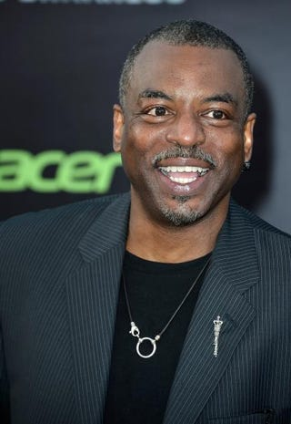 LeVar Burton Frazer Harrison/Getty Images