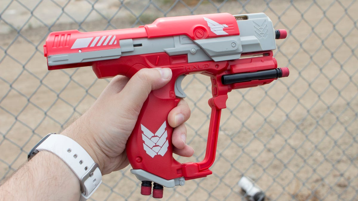 Review: BOOMco's Halo Dart Guns Aren't All a Gamer's Dream