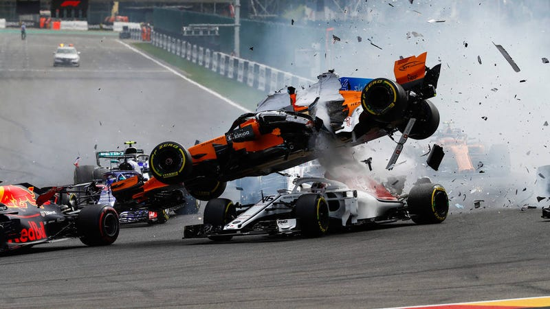 Illustration for article titled Why Your F1 Team Sucks 2019: McLaren