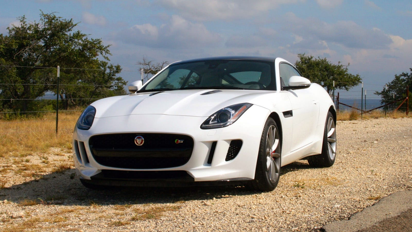 2015 Jaguar F-Type S Coupe: So Good It Almost Makes The V8