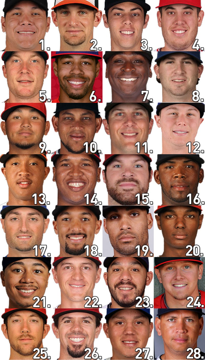 Illustration for article titled How Many Of These MLB Opening Day Starters Can You Name: The Answers