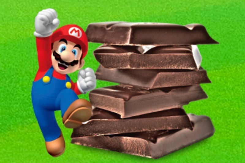 Illustration for article titled Yogurtland Has Mario-Themed Flavors, And I Will Eat Them All