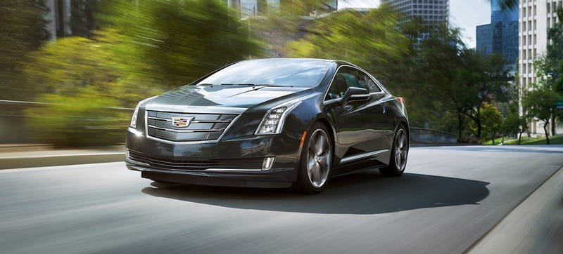Illustration for article titled The Cadillac ELR Is Now Way Cheaper And A Lot Better