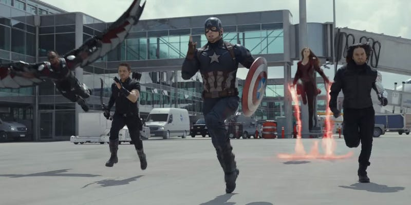 Illustration for article titled Captain America Civil War Has a Huge Problem and Agents of SHIELD Has the Answer [UPDATED]