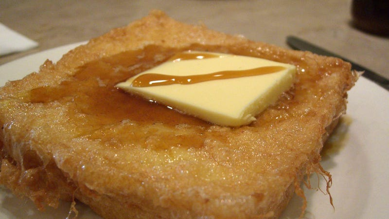 Mmm, Hong Kong-style French toast. (Image:avlxyz/Flickr)