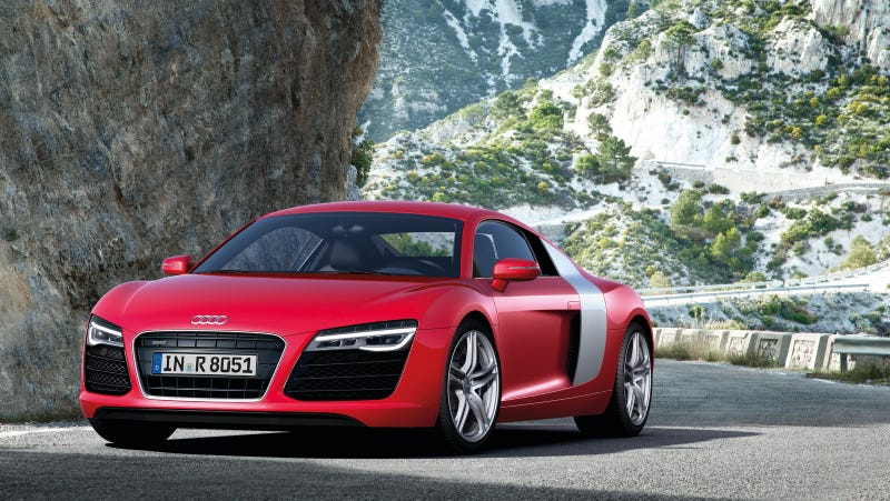 Illustration for article titled 2014 Audi R8: The Über Gallery