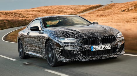 This 530 HP BMW M850i Will Be The Baddest New 8 Series
