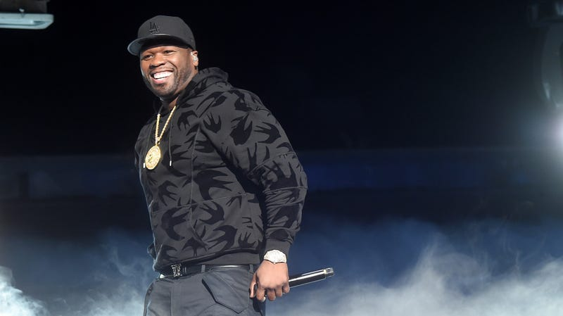 Illustration for article titled 50 Cent says he bought 200 front-row tickets to a Ja Rule concert, just so they'd be empty