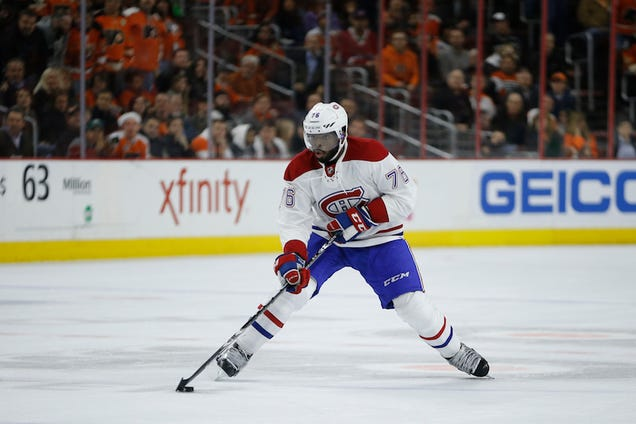 Holy Shit, The Canadiens Traded P.K. Subban