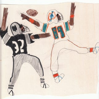 Illustration for article titled Nat Moore's Helicopter Catch