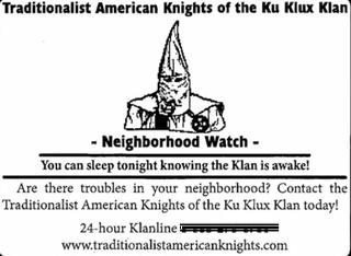 Fliers like the one seen around the Pennsylvania neighborhoodYouTube screenshot