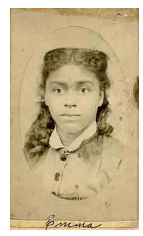 Emma Stark 1856-1890, First Black Teacher on Vancouver island, BC
