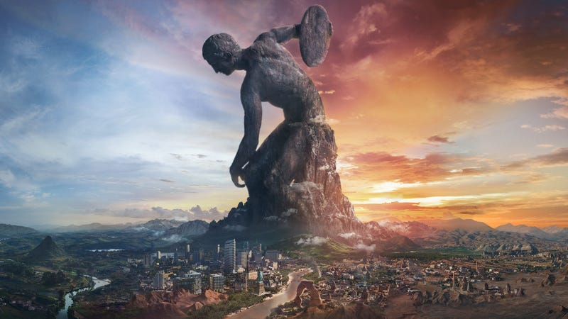 Civilization VI: Rise and Fall Expansion Announcement Trailer