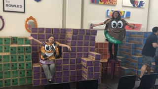 Illustration for article titled New York City's Homeless Girl Scout Troop Just Pulled off an Epic Cookie Sale