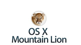 Illustration for article titled OS X Mountain Lion Is Now Available
