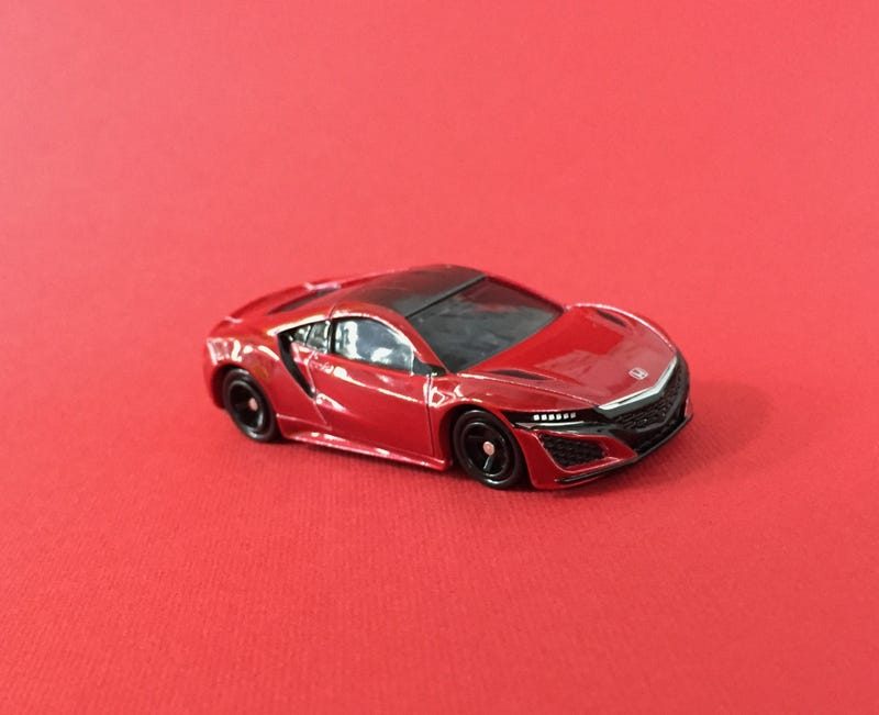 Illustration for article titled Land of the Rising Sun-day : Tomica Honda NSX