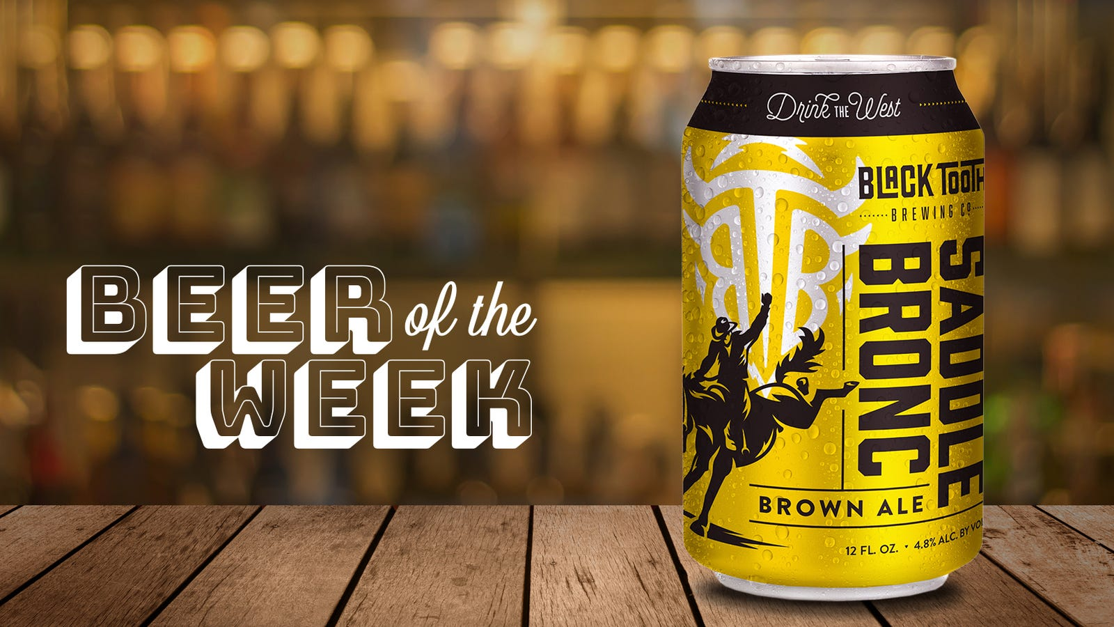 Beer Of The Week: Black Tooth Brewing's Saddle Bronc is simply a damn good brown ale