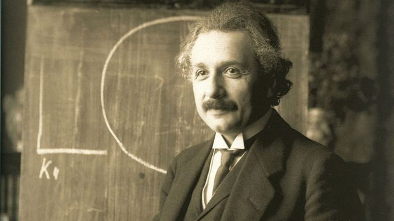 Illustration for article titled The fraud who worked with Einstein