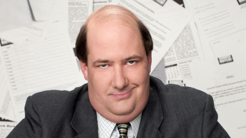 Illustration for article titled Brian Baumgartner