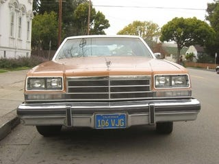 Illustration for article titled 1978 Buick LeSabre Down On The Alameda Street