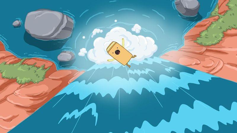 "Illustration for article titled Adventure Time: ""James II"""