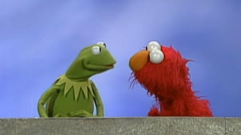 Illustration for article titled Read This: Why Elmo has had an insidious effect on Sesame Street