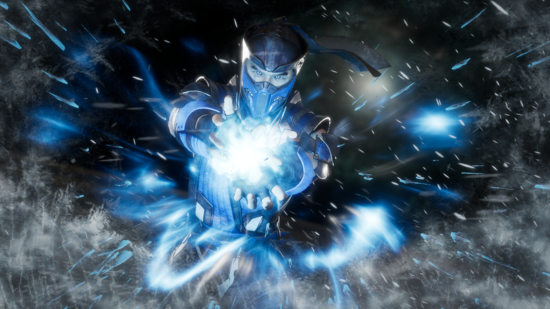 Illustration for article titled Sub-Zero Can Turn Invisible In Mortal Kombat 11 With A Very Specific Glitch