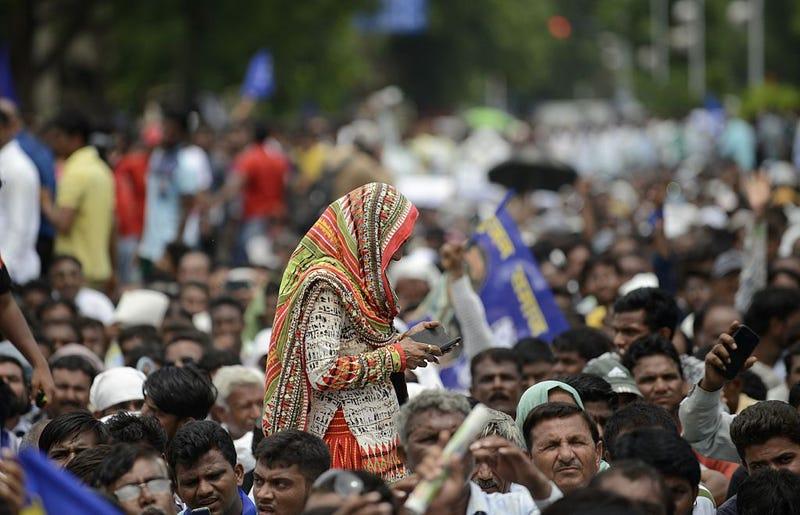 India. Getty
