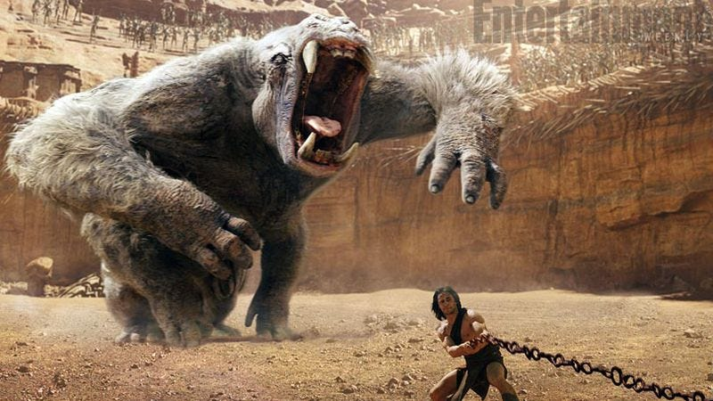 Illustration for article titled Disney loses John Carter rights, but new owner is pretty sure you want more