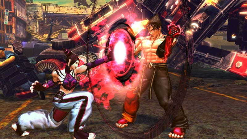 Illustration for article titled Infinite Combos Scheduled for Termination when Street Fighter X Tekken Patch Arrives Mid-May