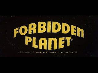 Illustration for article titled Svengoolie: Forbidden Planet (1956)